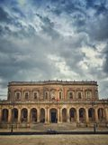 Palace in Noto Royalty Free Stock Photography
