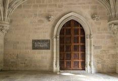 Free Palace Of Santa Cruz, Valladolid Royalty Free Stock Image - 63282336