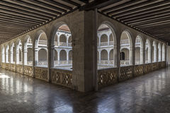 Free Palace Of Santa Cruz, Valladolid Royalty Free Stock Photos - 63282378
