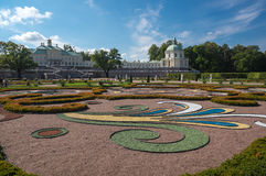 The Palace of Oranienbaum Royalty Free Stock Photography