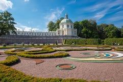 The Palace of Oranienbaum Stock Photos
