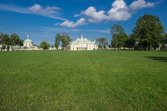 The Palace of Oranienbaum Stock Photo