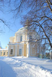 Palace in Oranienbaum, Russia Royalty Free Stock Image