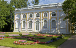 Palace in Oranienbaum, Russia Royalty Free Stock Images