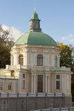 Palace in Oranienbaum, Russia Royalty Free Stock Photo