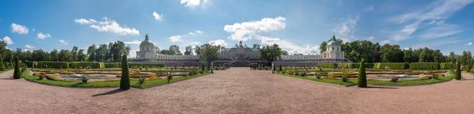 The Palace of Oranienbaum Royalty Free Stock Photos