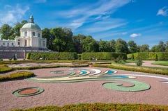 The Palace of Oranienbaum Stock Photography