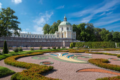 The Palace of Oranienbaum Stock Images