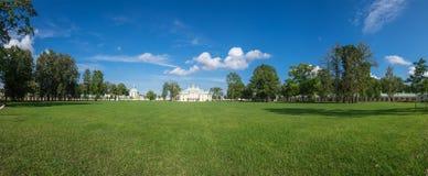 The Palace of Oranienbaum Royalty Free Stock Photo