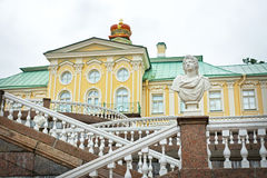 Palace  in Oranienbaum Royalty Free Stock Photo