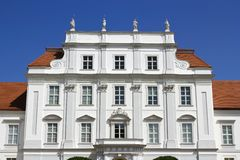 Palace in Oranienburg Stock Photo