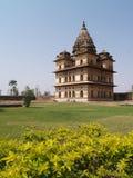 Palace in Orcha. Madhya Pradesh Royalty Free Stock Photo