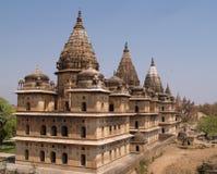 Palace in Orcha. Madhya Pradesh Royalty Free Stock Image