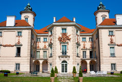 Palace in Otwock Wielki Royalty Free Stock Photography