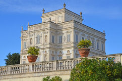 Palace pamphili in rome Royalty Free Stock Photography