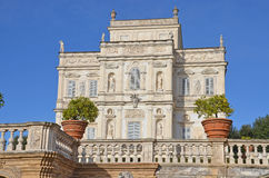 Palace pamphili in rome Royalty Free Stock Images