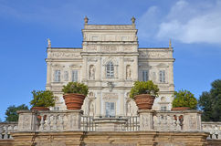 Palace pamphili in rome Royalty Free Stock Photo