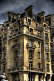 A palace in Paris Royalty Free Stock Images