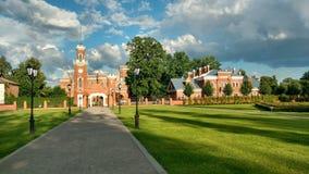 Palace and park. Park around the palace Princess of Oldenburg Stock Photography