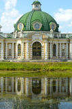 The palace and park ensemble Kuskovo graphs Sheremetevs HVII-YET centuries  Grotto 1756-1761 architect Argunov Russia Moscow Stock Photos