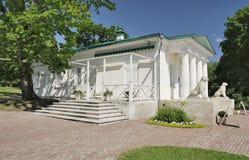 Palace Pavilion 1825 in Kolomenskoye Stock Images