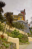 Palace of Pena Sintra Portugal Stock Images