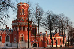 The palace of Peter the Great Royalty Free Stock Photo