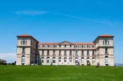 Palace Pharo in Marseille Stock Photos