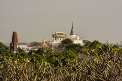 Palace Phra Nakhon Khiri Park. Is major attraction in Phetchaburi Thailand Stock Image