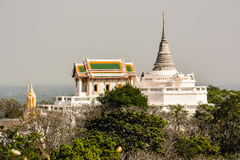 Palace Phra Nakhon Khiri Park. Is major attraction in Phetchaburi Thailand Stock Photos