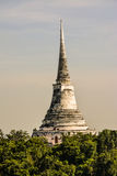 Palace Phra Nakhon Khiri Park. Is major attraction in Phetchaburi Thailand Royalty Free Stock Photography