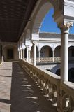 Palace of Pilatos Royalty Free Stock Photos