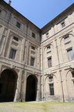 Palace of Pilotta in Parma, Italy Royalty Free Stock Image