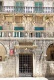 Palace of Pima Family - Kotor, Montenegro Stock Photography