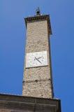 Palace of the Podesta. Viterbo. Lazio. Italy. Stock Photography