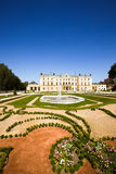 Palace (Poland). Palace Branicki (1689 - 1771), located in the city of Bialystok, Poland Stock Photography