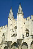 Palace of the Popes, Avignon, France Stock Image
