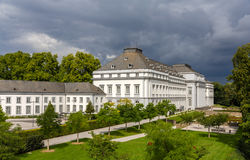 Palace of the prince electors of Trier in Koblenz Stock Photography