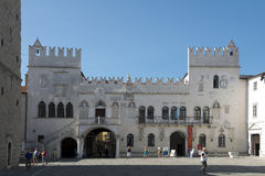 The palace of priors Stock Photography