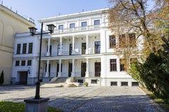 Palace of Przezdziecki in Warsaw Stock Photography
