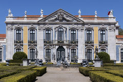 Palace of Queluz - Lisbon - Portugal royalty free stock images