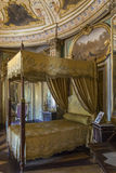 Palace of Queluz - Lisbon - Portugal. The National Palace of Queluz - Lisbon - Portugal. The Don Quixote Bed Chamber. This was the royal bedroom where King Pedro Stock Images