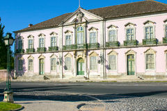 The Palace of Queluz, Portugal Stock Photography