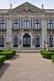 Palace of Queluz in Portugal Stock Photography