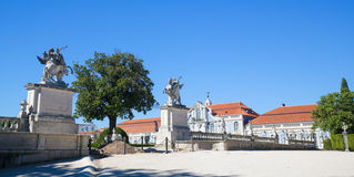 Palace of Queluz Royalty Free Stock Images