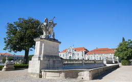 Palace of Queluz Stock Image