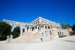 Palace of Queluz Stock Photography