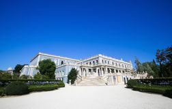 Palace of Queluz Royalty Free Stock Image