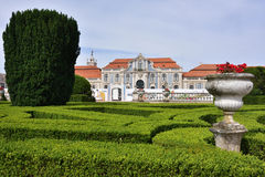 The Palace Of Queluz Is A Portuguese 18th Century Palace Located Stock  Images