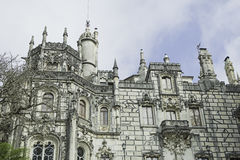 Palace quinta da regaleira Royalty Free Stock Photo